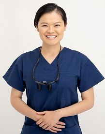 Strathfield Private Hospital specialist Laura Wang