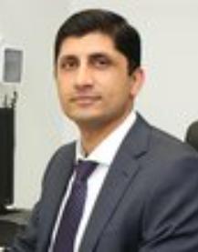 St Andrew's Ipswich Private Hospital specialist M Waqas Fazal