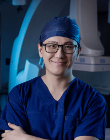 Strathfield Private Hospital specialist Young Yu