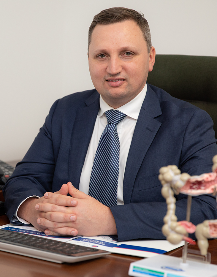 Wollongong Private Hospital specialist Jeremy Humphris