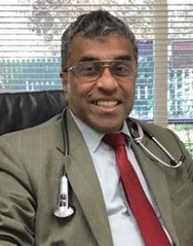Beleura Private Hospital specialist Prakash Nayagam