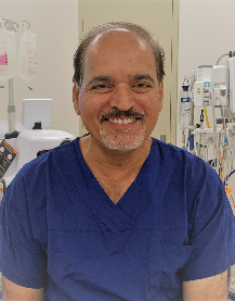 Caboolture Private Hospital specialist Abdul Chaudhry