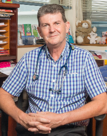 Cairns Private Hospital specialist Timothy Warnock