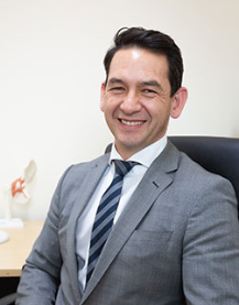 Wollongong Private Hospital specialist Anthony Leong