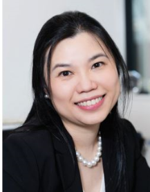 Frances Perry House specialist Claudia CHENG