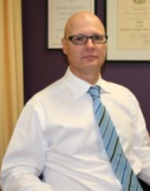 North West Private Hospital specialist Russell Hills