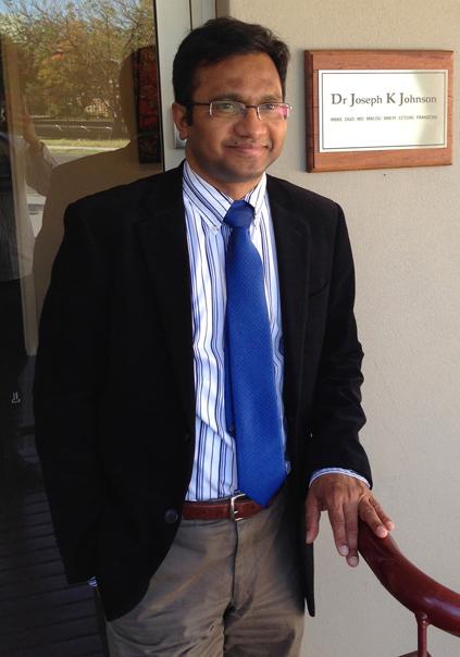 Nowra Private Hospital specialist Joseph, Kuttiyil Johnson