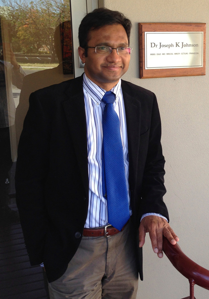 Nowra Private Hospital specialist Joseph, Kuttiyil Johnson