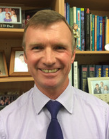 St Andrew's Ipswich Private Hospital specialist David Careless