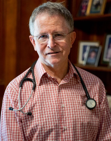 St Andrew's Ipswich Private Hospital specialist Terry Holt