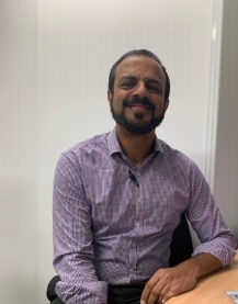 St Andrew's Ipswich Private Hospital specialist Raphael Varghese