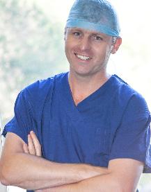 Warringal Private Hospital specialist Simon Talbot