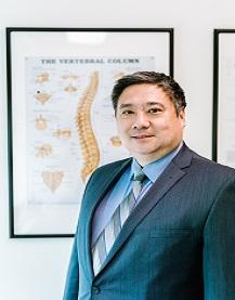 Westmead Private Hospital specialist Brian Hsu