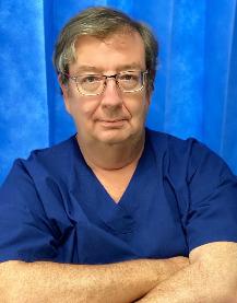 Noosa Hospital specialist John Lancaster
