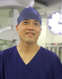 John Flynn Private Hospital specialist Kang-Teng Lim