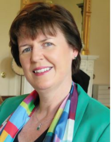Frances Perry House specialist Orla  MCNALLY