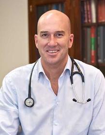 Hollywood Private Hospital specialist Matthew Erickson