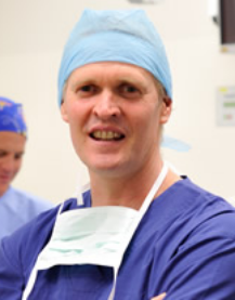 John Flynn Private Hospital specialist Stephen Godfrey