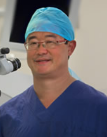 John Flynn Private Hospital specialist Paul Ng