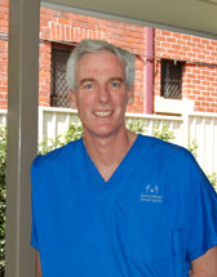 Tamara Private Hospital specialist Paul Hagley