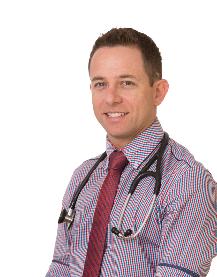 Port Macquarie Private Hospital specialist Kristian Prados