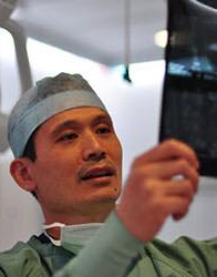 Westmead Private Hospital, Western Sydney Oncology and Infusion Centre specialist Albert Goh