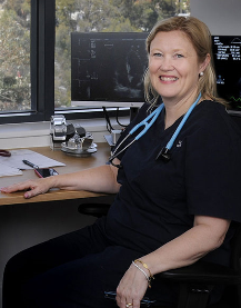 Joondalup Private Hospital, Joondalup Health Campus specialist Jenny Deague