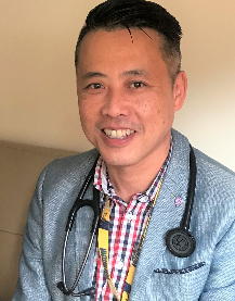 Glengarry Private Hospital, Joondalup Health Campus, Joondalup Private Hospital specialist Larry Liew