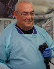 Sunshine Coast University Private Hospital specialist Don Walker